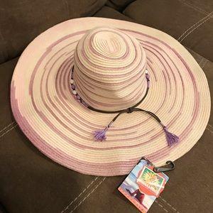 Straw Sun hat upf 50+
